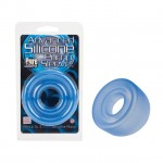 Advanced Silicone Pump Sleeve - Blue