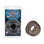 Advanced Silicone Pump Sleeve - Smoke