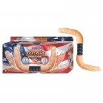 All American Whoppers Xxxtreme Vibrating and Fully Bendable Double Dong
