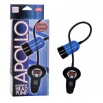 Apollo Automatic Head Pump - Blue