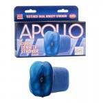 Apollo Dual Density Stroker - Blue