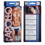 Apollo Jock with C-Ring - Blue L/XL