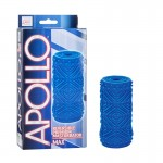 Apollo Reversible Masturbator Max - Blue