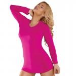 Bamboo Magic Night Shirt Pink X-Large
