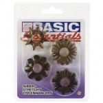Basic Essentials Super Stretchy TPR Enhancers - Smoke