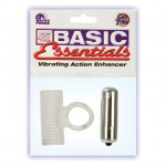 Basic Essentials Vibrating Action Enhancer
