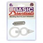 Basic Essentials Vibrating Dual Support Enhancer