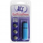 BFF Waterproof Vibrating Bullet Blue