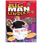 Big Man Undies