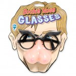 Boobie Nose Joke Glasses