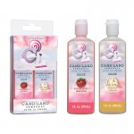 CandiLand 2 Pack Glides 1oz- Strawberry Bon-Bon & Whipped Cream