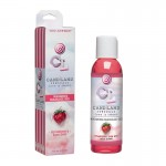CandiLand Strawberry Bon-Bon Warming Massage Gel 4 oz