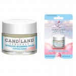 Candiland Warming Balm - .25oz Cotton Candy