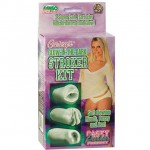 Caseys Glow-in-the-Dark Stroker
