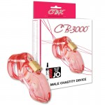 CB-3000 Pink Male Chastity