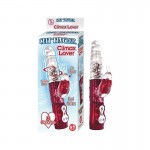 Clit Tingler Climax Lover-Ruby Red