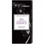Crazy Girl After Dark, Sex Aphrodisiac Essence w/ Pheromones, Black Orchid, .5ml Roll-On Bottle, Boxed