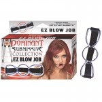 Dominant Submissive Collection Ez Blow Job-Black
