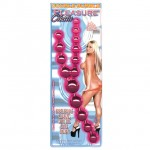 Double Bubble Pleasure Chain (Red)