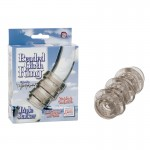 Dr. Joel Kaplan Beaded Girth Ring Triple Stacker