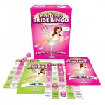 Drink & Dare Bride Bingo Game