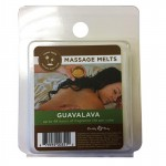 Earthly Body Massage Melt Refill Guavalava 1 oz