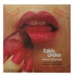 Edible Undies For Women - Strawberry Chocolate
