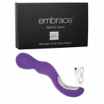 embrace lovers wand - Purple