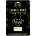 Erotic Dice Glow In The Dark