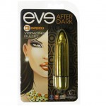 Eve After Dark Vibrating Bullet (Gold)