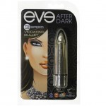 Eve After Dark Vibrating Bullet (Silver)