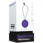 Evolved Vibratissimo Uno Purple/Black