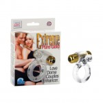 Extreme Pure Gold  Love Dome Couples Enhancer