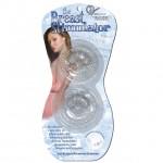 Femme Breast Stimulator (Clear)