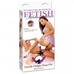 Fetish Fantasy Double Delight Strap-On