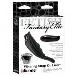 Fetish Fantasy Elite Vibrating Panty Liner Black