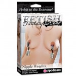 Fetish Fantasy Extreme Nipple Weights