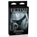 Fetish Fantasy Ltd. Ed. Remote Control Vibrating Panties Regular Size