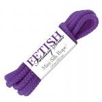 Fetish Fantasy Mini Silk Rope Purple