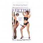 Fetish Fantasy Vibrating Thigh Strap-On