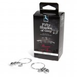 Fifty Shades of Grey Pleasure&Pain Nipple Rings