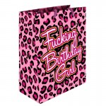 Fucking Birthday Girl Gift Bag