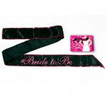 G.I.T.D. Bride To Be Sash