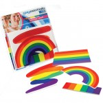 Gaysentials Assorted Sticker Pack (A)