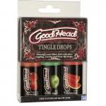 GoodHead - Tingle Drops - 3 Pack