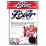 Greatest Lover Diploma (Female)