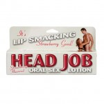 Head Job Oral Sex Lotion 1.5 oz. Strawberry