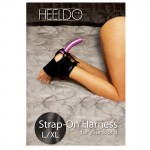 Heeldo Strap On Foot Harness Men (L/XL)
