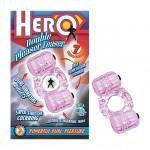 Hero Double Pleaser Teaser (Purple)