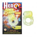 Hero Power Glow Cock Ring (G.I.T.D.)